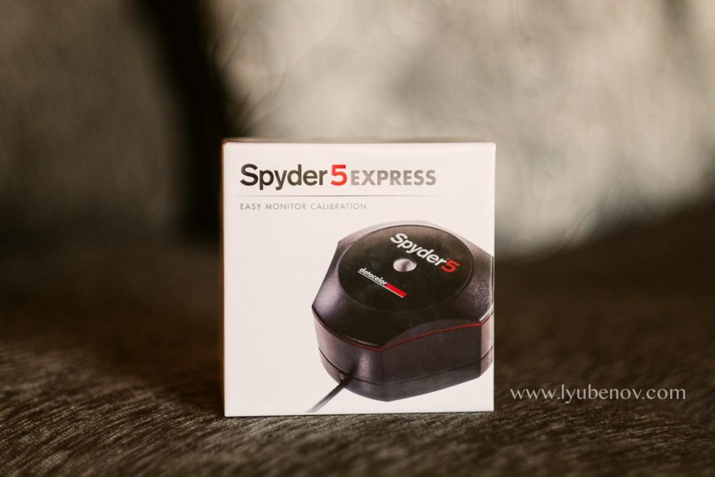 Spyder5 Express