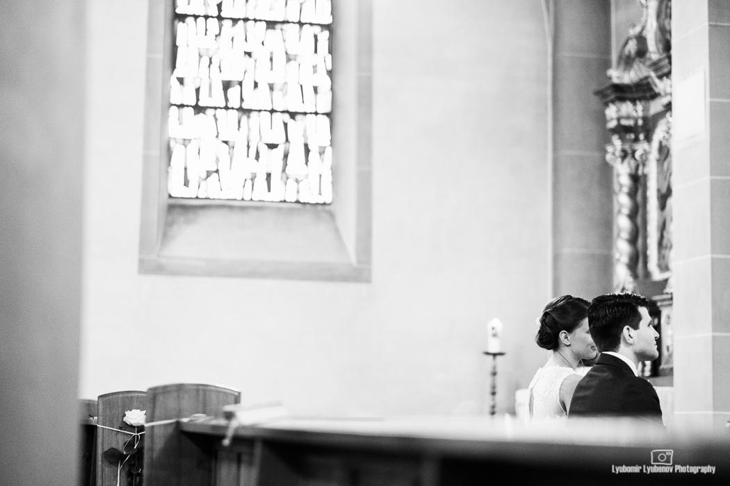 В катедралата. HIRSCHBERG, Германия