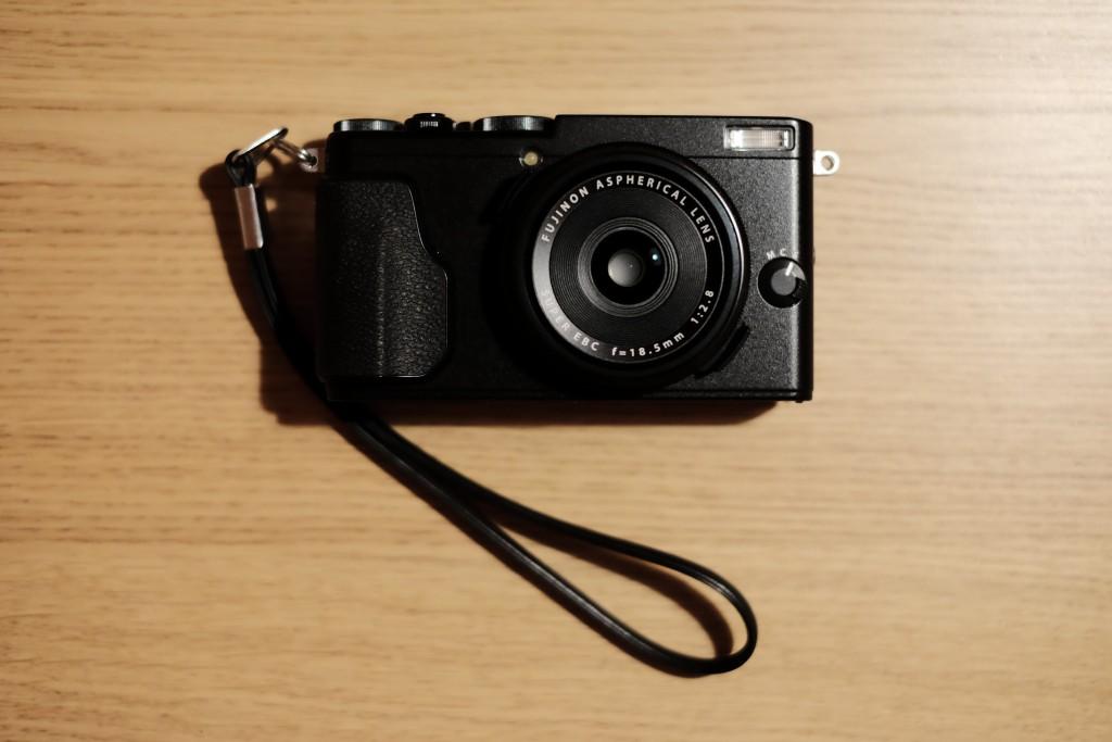 Fuji X70 цена