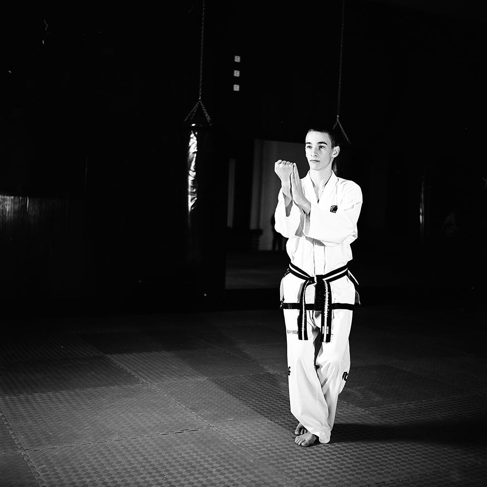 Taekwondo Session