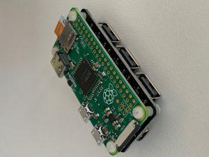 Raspberry Pi zero Backup Box